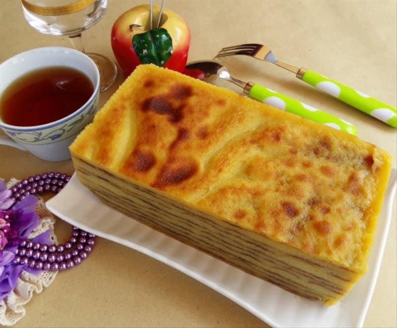 makanan enak khas palembang