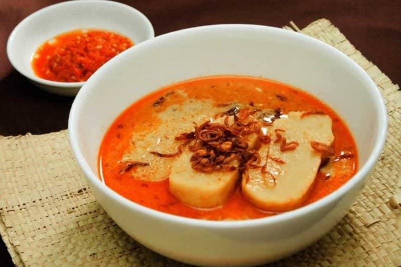 makanan khas palembang dan minangkabau