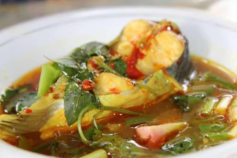 makanan khas masyarakat palembang adalah