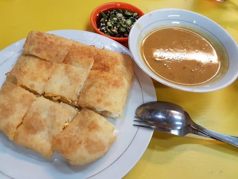 makanan khas kepulauan sumatera selatan
