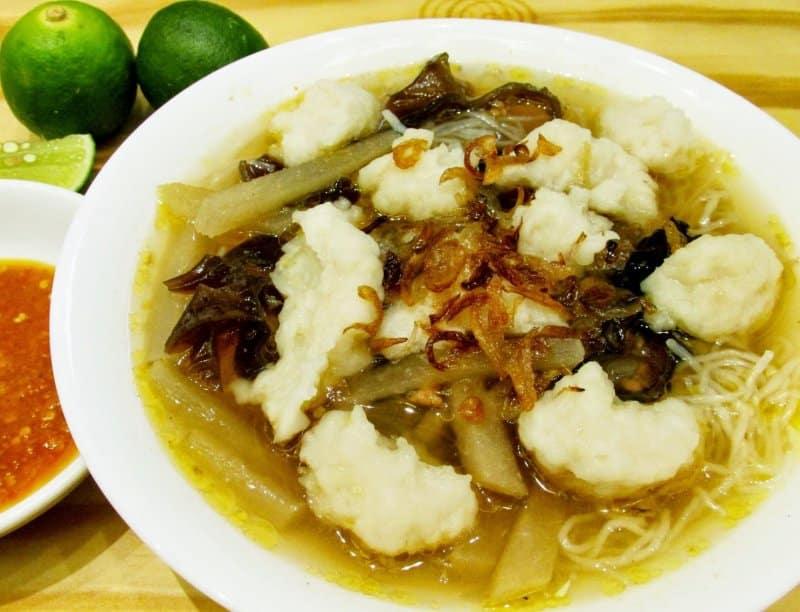 makanan khas sumatera selatan dari nabati