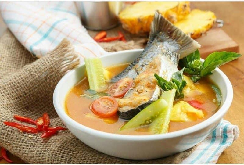 makanan ciri khas sumatera selatan