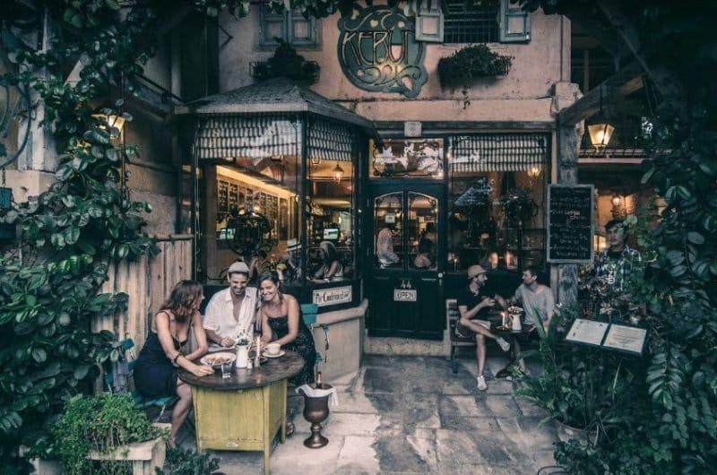 cafe di bali jadul