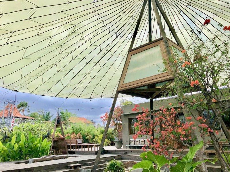Cafe di Canggu Bali