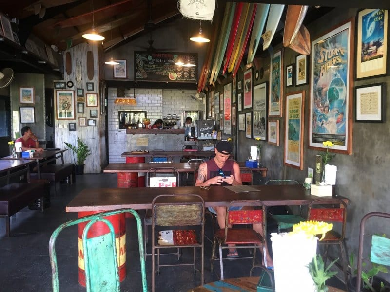 Tempat Nongkrong di Canggu lengkap