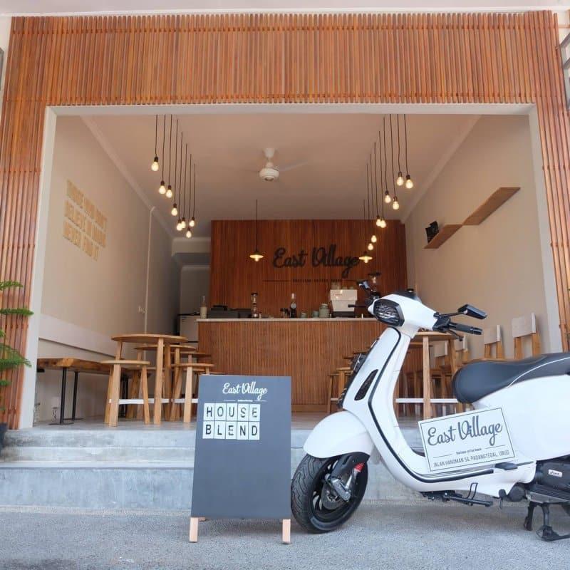 Cafe di Ubud yang lucu