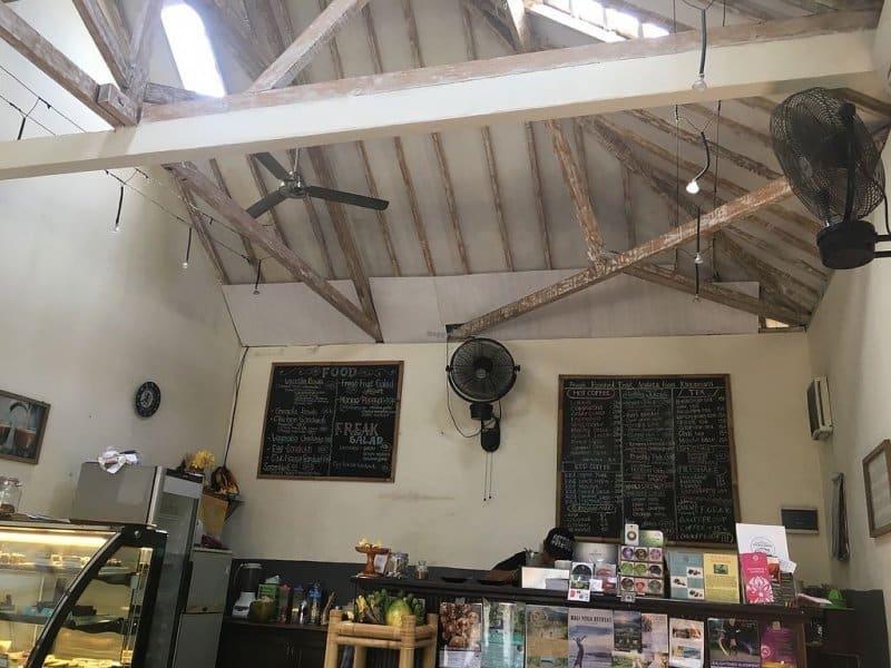 Cafe di Ubud yang santai