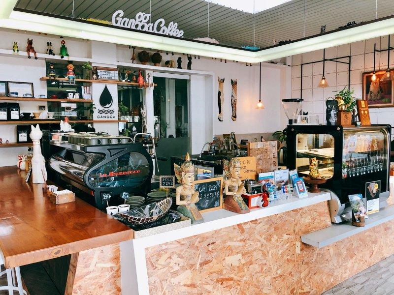 Cafe di Ubud yang nyaman