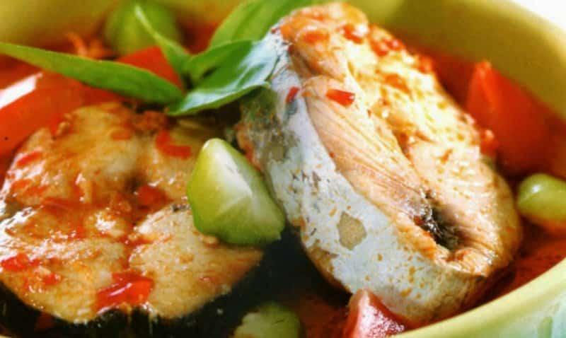 makanan khas pekanbaru riau resep