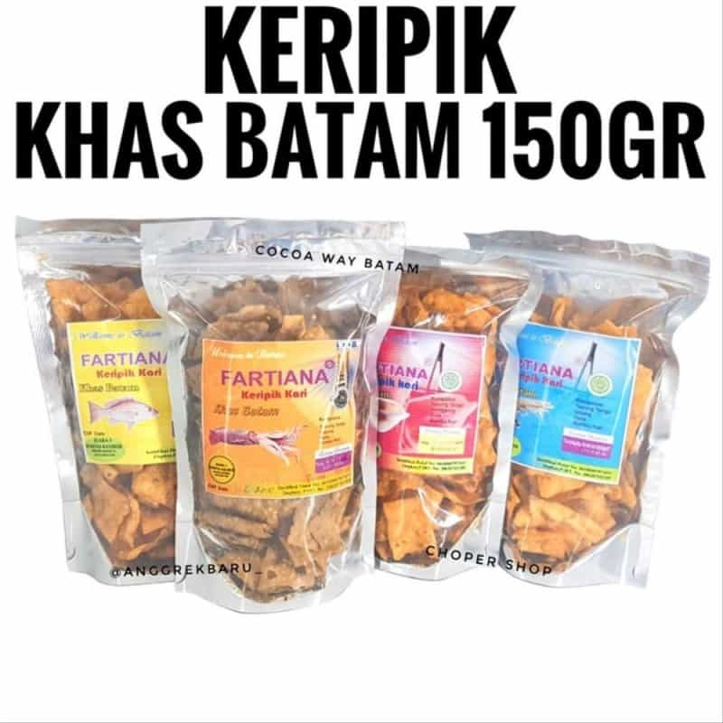 makanan khas batam di sumatera