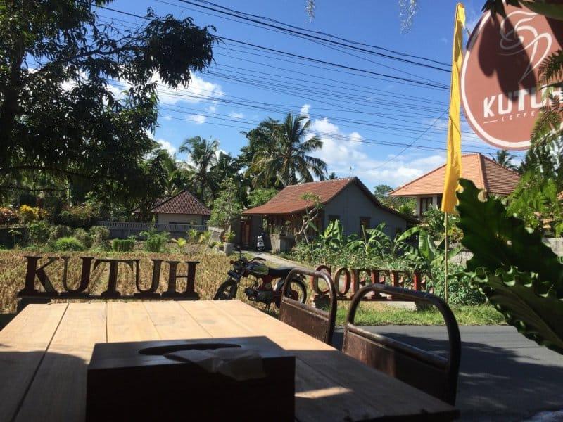 Cafe di Ubud terbaru