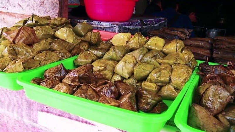 makanan khas pekanbaru riau nabati dan hewani