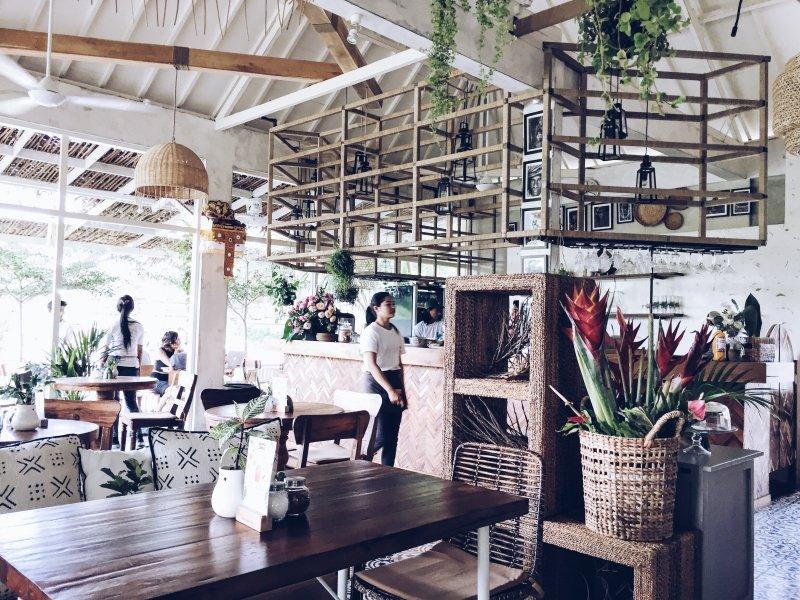 Cafe di Canggu paling keren