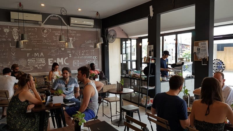 Cafe di Canggu termurah