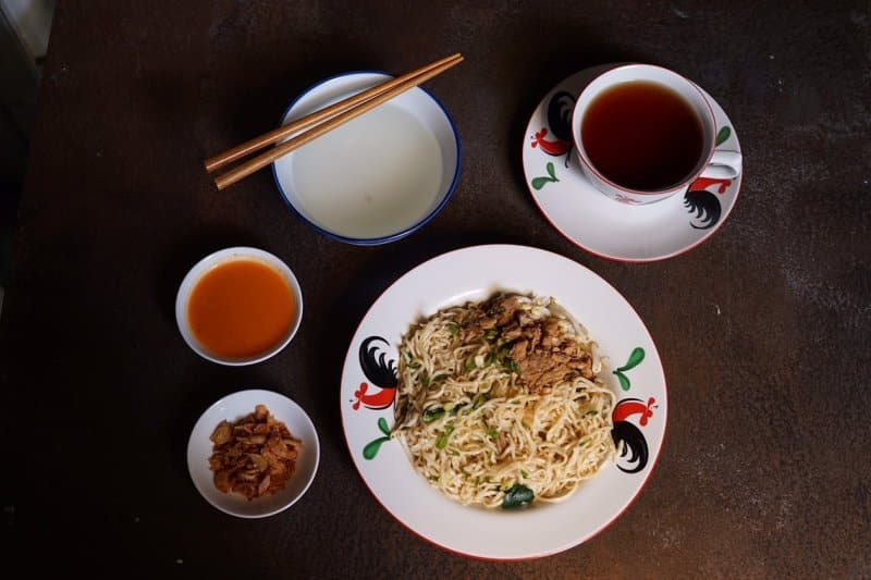 makanan khas bangka belitung di banten