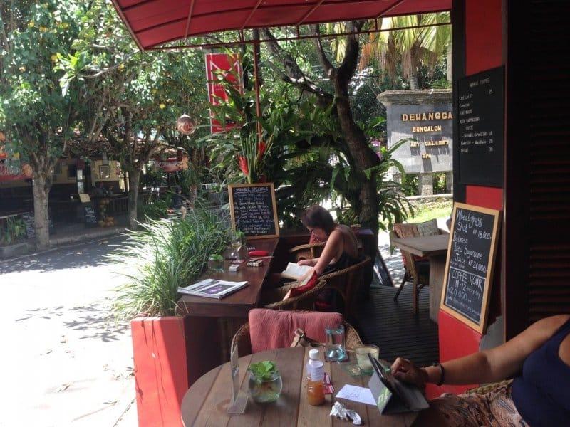 Cafe di Ubud paling asik