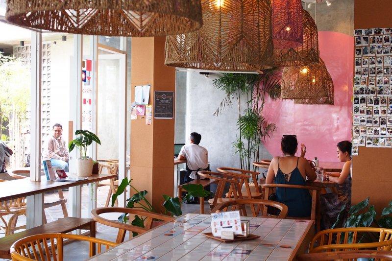 Cafe di Canggu paling asik
