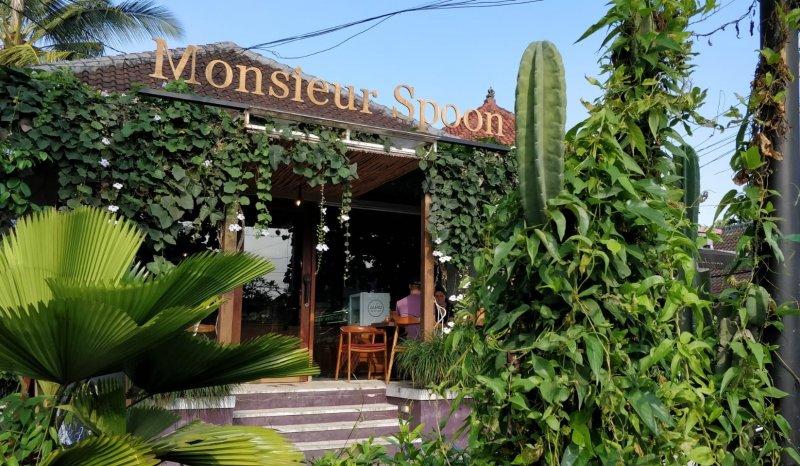 Cafe di Ubud paling baru
