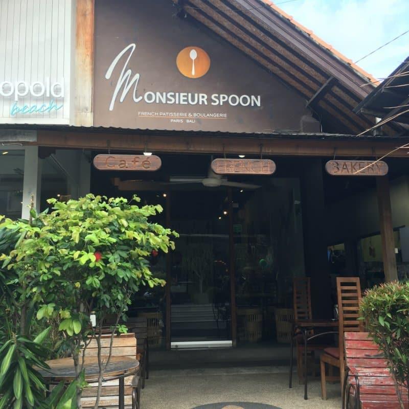 Cafe di Canggu paling murah