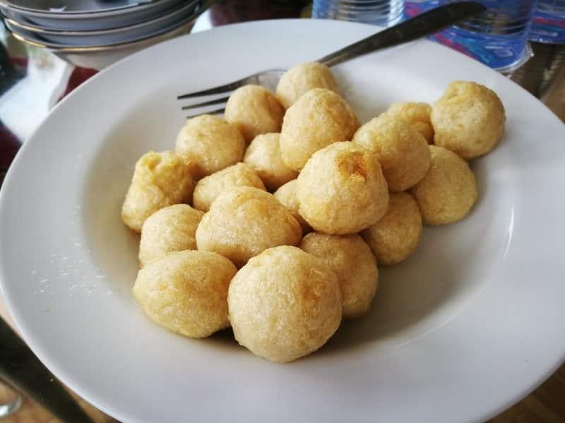 makanan khas lampung geguduh