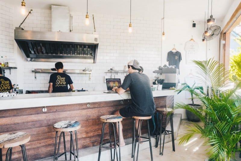 Cafe di Canggu 24 jam