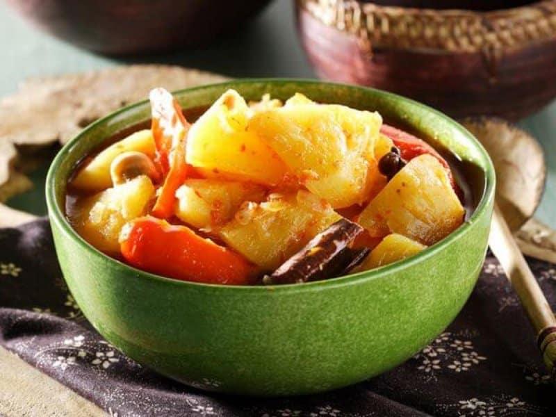 makanan khas aceh dan bahan utamanya