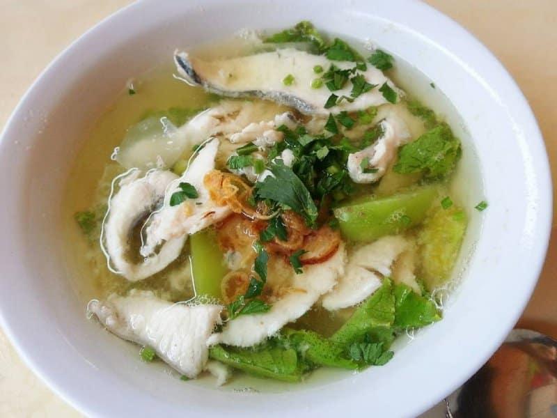 makanan khas batam gonggong