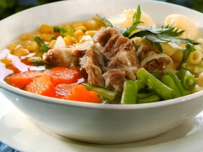 makanan khas kepulauan riau tanjung pinang