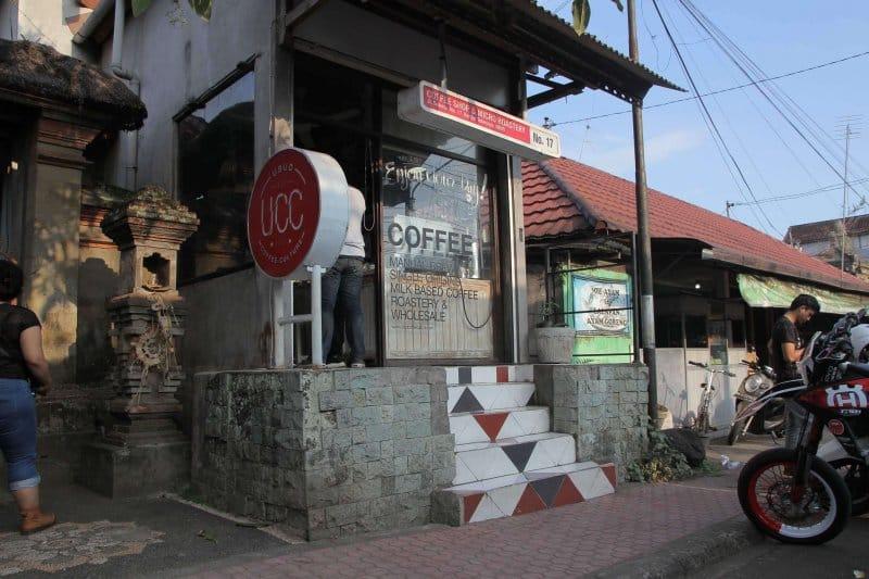 Cafe di Ubud enak