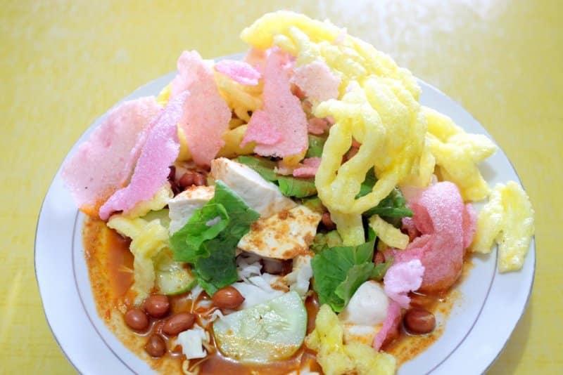makanan khas dki jakarta di purwokerto