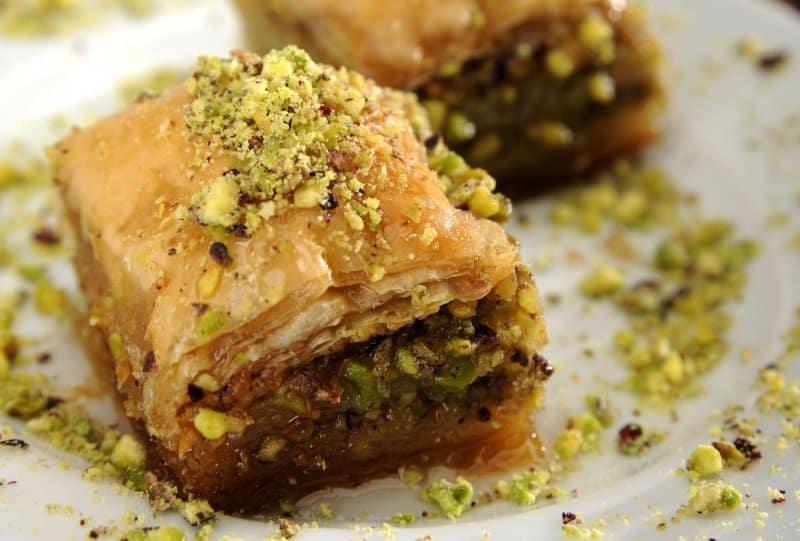makanan khas turki di tasik