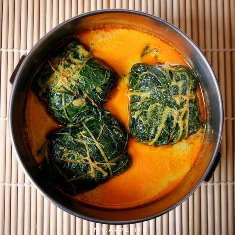 makanan khas purwokerto di maluku
