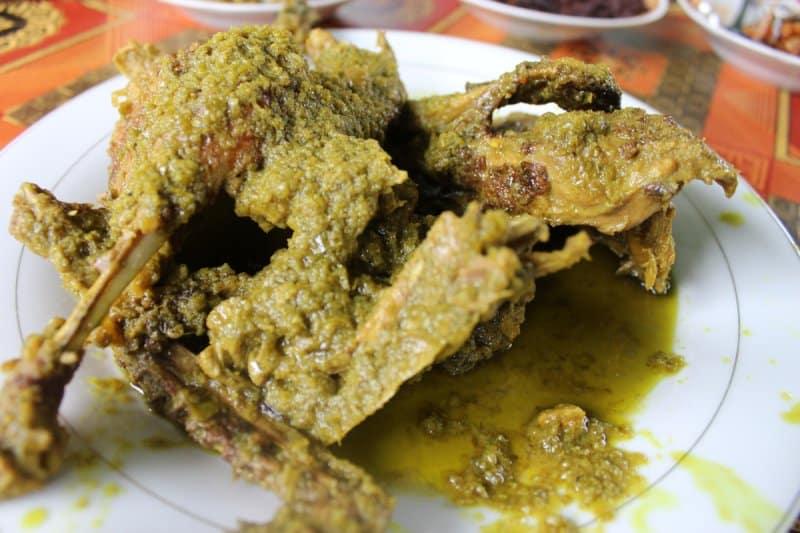 Makanan Khas Minangkabau Sumatera di maluku
