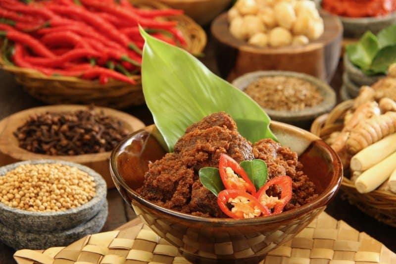Makanan Khas Minangkabau Sumatera di ntt