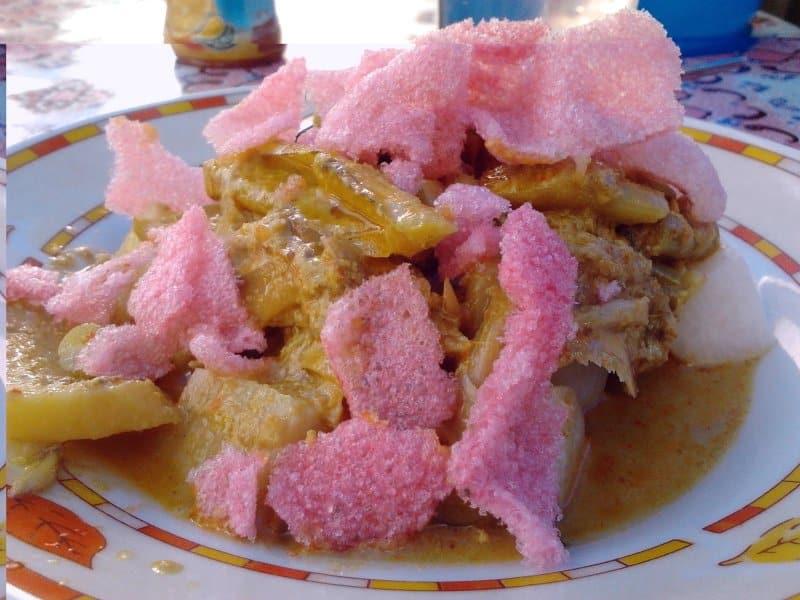 Makanan Khas Minangkabau Sumatera di bali