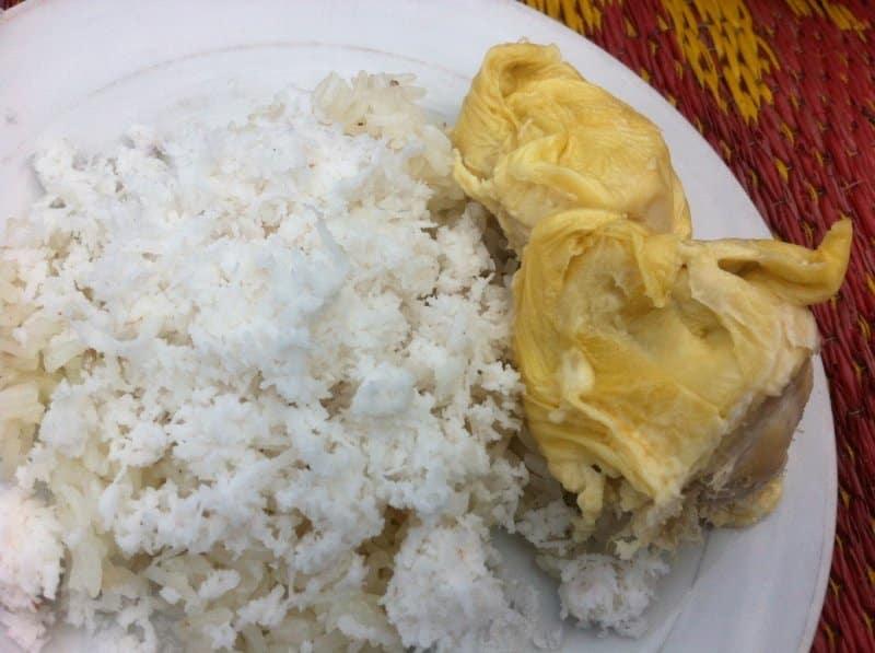 Makanan Khas Minangkabau Sumatera di riau