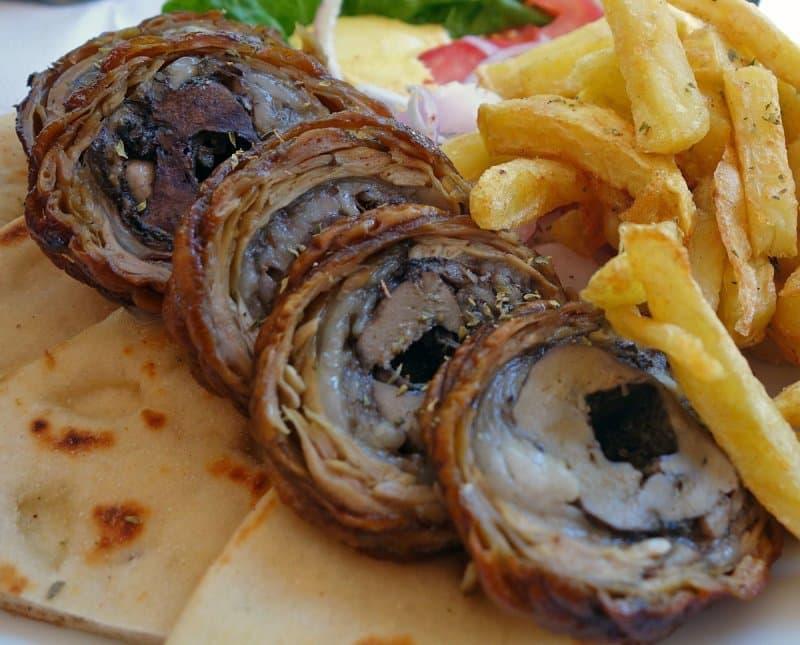 oleh oleh makanan khas turki