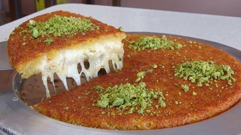 macam macam makanan khas turki