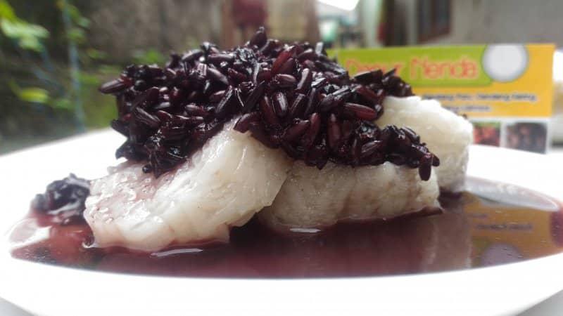 Makanan Khas Minangkabau Sumatera di bandung