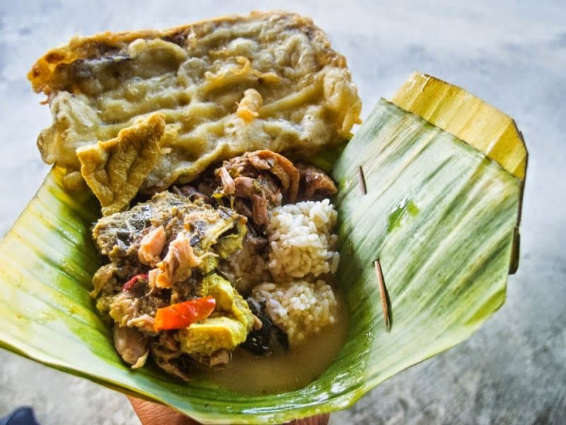 Makanan Khas Kebumen Jawa Tengah