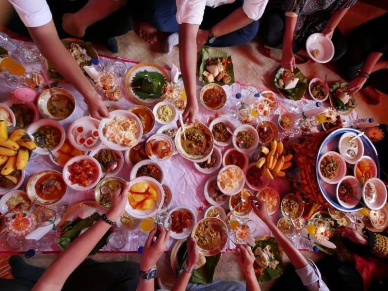 Makanan Khas Minangkabau Sumatera