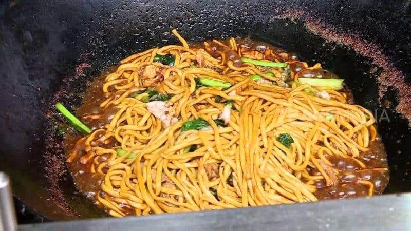 makanan khas sukabumi mie goreng
