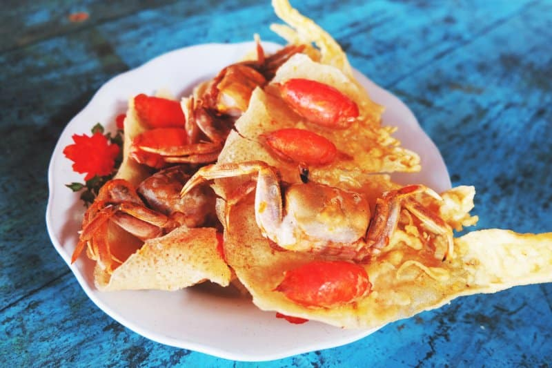 makanan khas cilacap jawa tengah