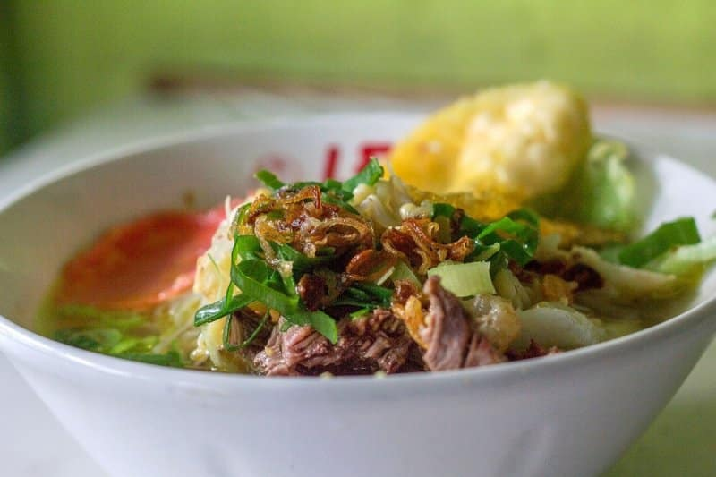 makanan khas purwokerto jateng