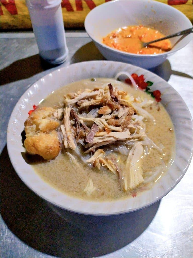 makanan khas kebumen jateng di padang