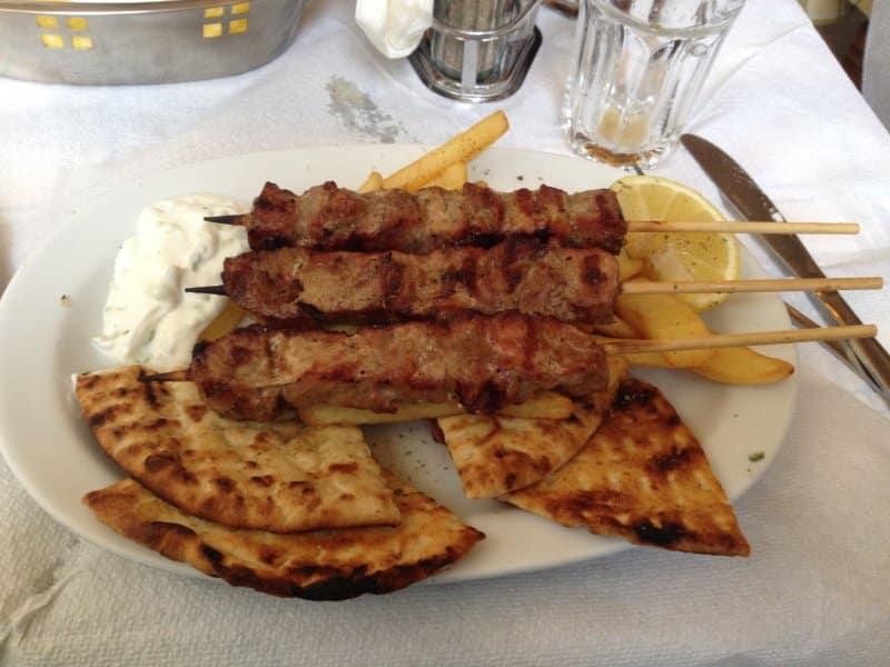 makanan khas turki yang enak