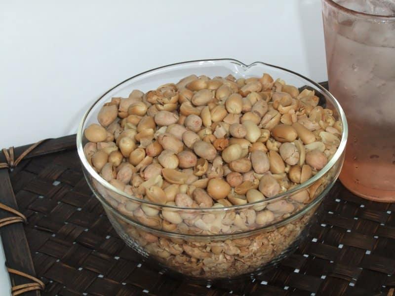 makanan khas jepara turuk bintol