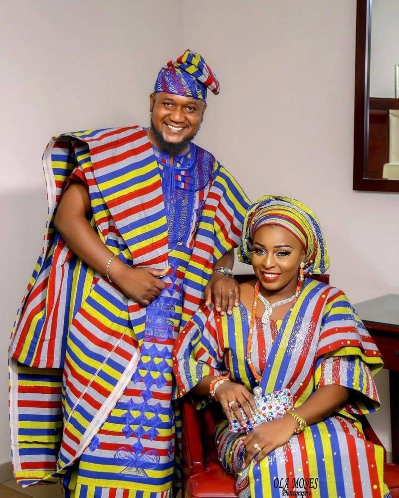 pakaian modern negara nigeria