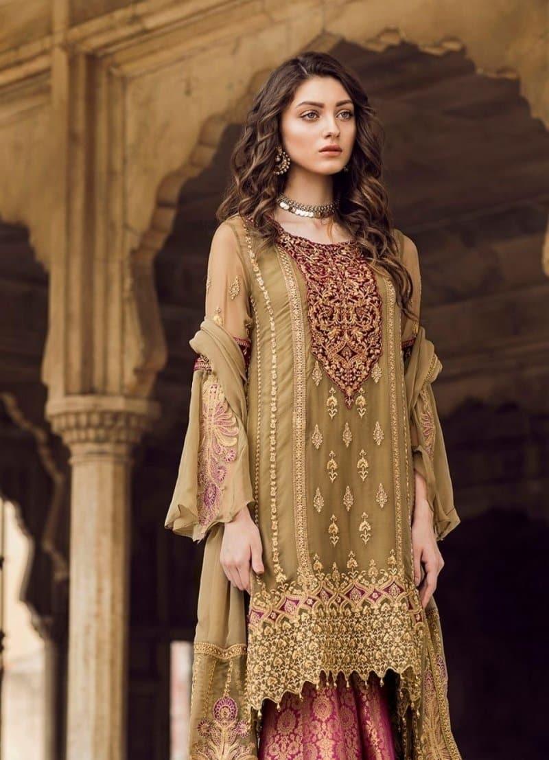 oleh-oleh khas pakistan berupa baju