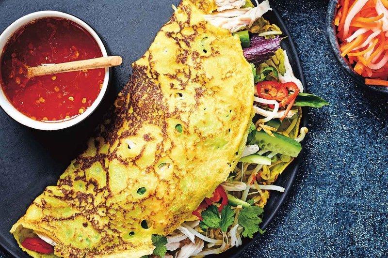 makanan pembuka khas vietnam